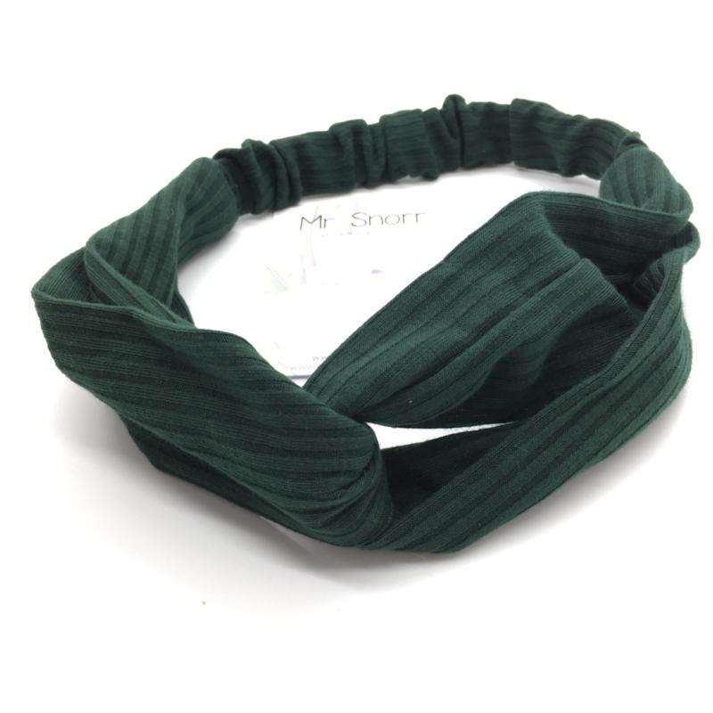 Haarband // junglegroen