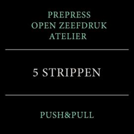 5x strippenkaart