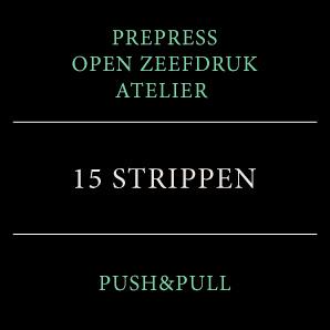 15x strippenkaart