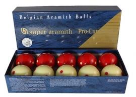 Super Aramith golfbiljart Pro Cup