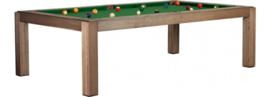 Buffalo pool table Ebony