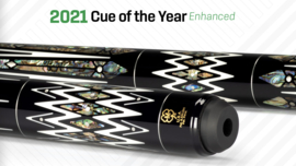 McDermott CRMH2951 Cue of the year 2021