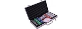 Pokerset Alu Case 300 Dice
