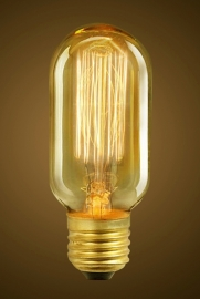 Kooldraadlamp buis dik 110mm E27 40W