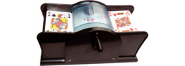 Card Shuffler Manual