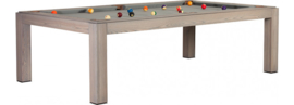 Buffalo pool table  Cement