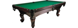 Buffalo 8ft Pool Table Cherry