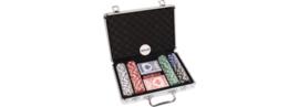 Pokerset Alu Case 200 Dice