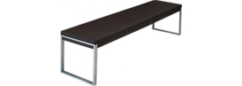 Fusion Bench 4-p, Black or Wh.