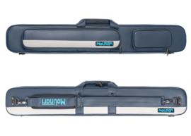 Molinari hard case navy blue/white 2B/4S