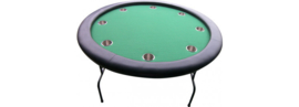 Buffalo Pokertable Round 120CM