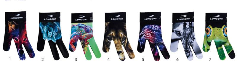 Handschoen Longoni Fancy Animal