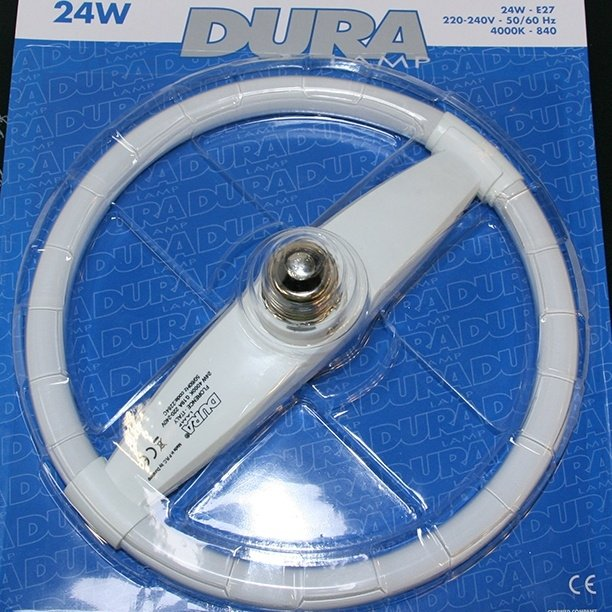 Duralux Circle 24 W 4000K