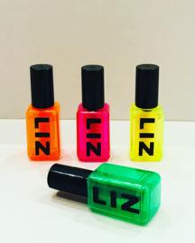 4 nagellak markeerstiften met naam