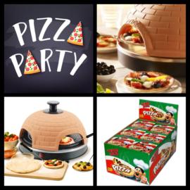 Pizza party! Pizzarette huren