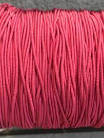 elastisch koord: Paars/roze per 10 meter