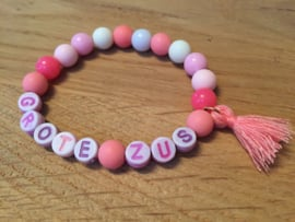 GROTE ZUS armband