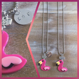 BFF SET FLAMINGO