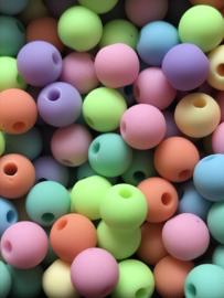 Gummie ballen 8 mm 25 stuks