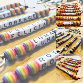 Sleutelhanger-Rainbow