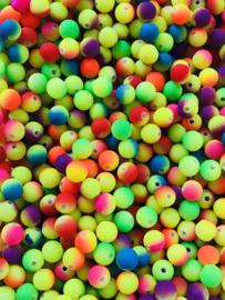 Mixxie kralen 8 mm 50 stuks