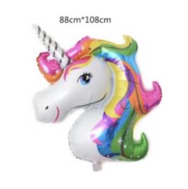 Grote unicorn hoofd