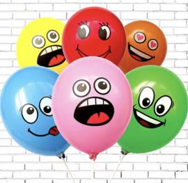 10 Delige set ballonnen