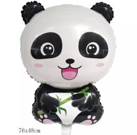 Panda folieballon