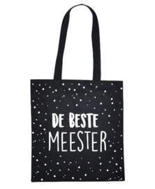 De beste meester tas