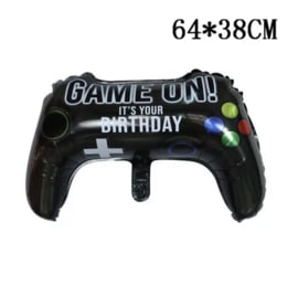 Game controller folie ballon