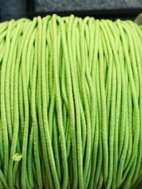 elastisch koord: Groen per 10 meter