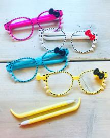 Brillen pen