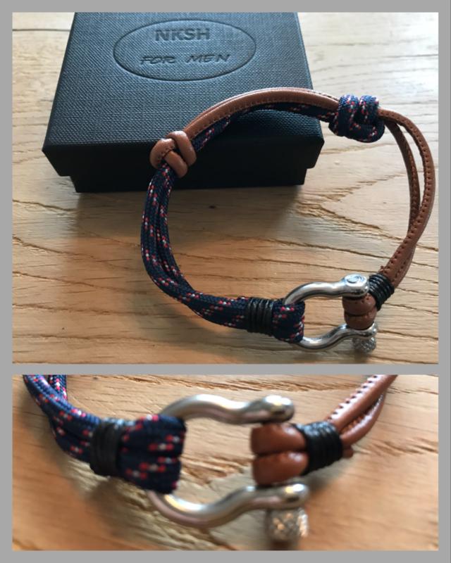 Parachute koord armband