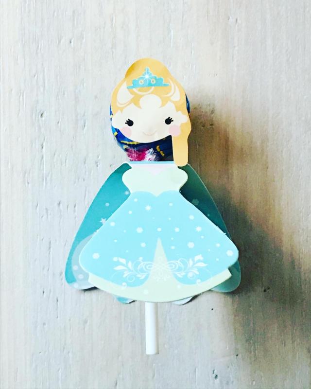 Lollyhouder-Elsa