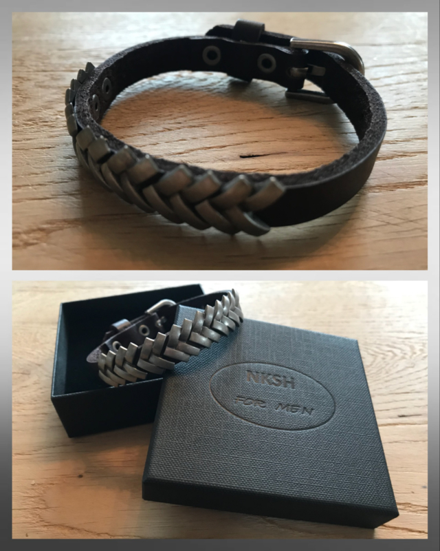 Manchet armband