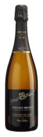 Domaine Sauveroy Crémant de Loire Instant Présent Blanc Brut I 1 fles
