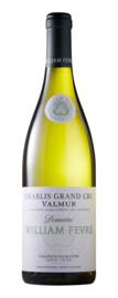 William Fèvre I Chablis GRAND CRU 2018 I VALMUR I 6 flessen in wijnkist