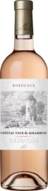 Château Tour de Mirambeau Réserve Rosé  I 6 flessen