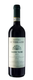 Fattoria Le Terrazze Sassi Neri Conero Riserve DOCG 2015 I 1 fles