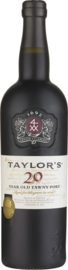 Taylor's Taylor's 20 Year Old Tawny Port I 1 fles in houten kist