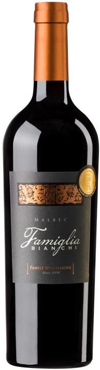 Bodegas Bianchi Famiglia Malbec I 6 flessen