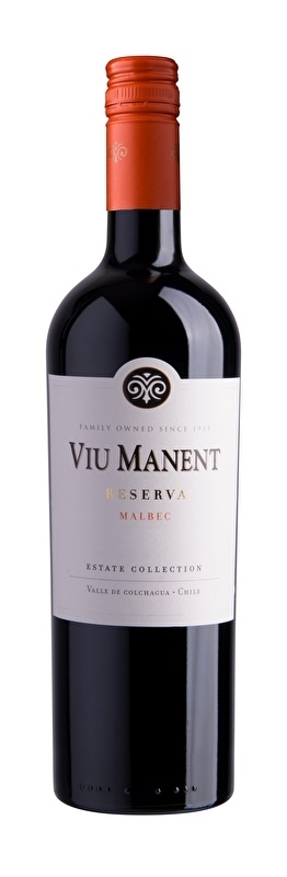 Viu Manent Malbec Reserva I 6 flessen