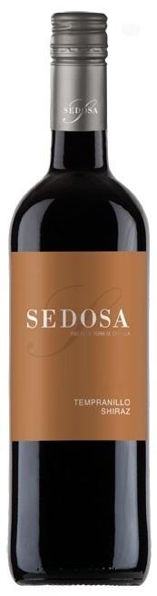 Sedosa Tempranillo-Shiraz I 6 flessen