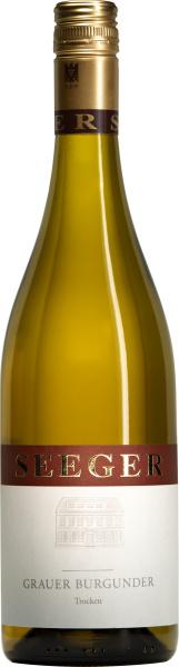 Weingut Seeger Grauer Burgunder I 6 flessen