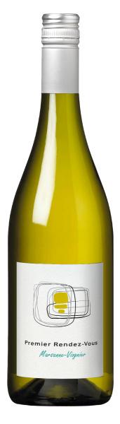 Premier Rendez-Vous Marsanne/ Viognier - 6 flessen
