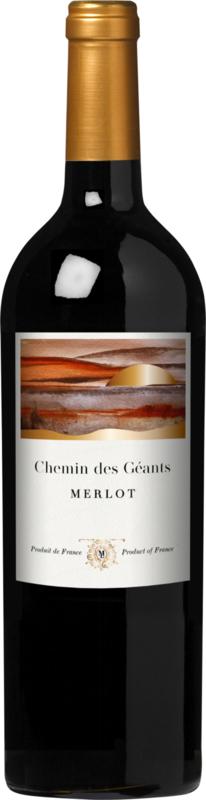 Chemin des Géants Merlot I 6 flessen