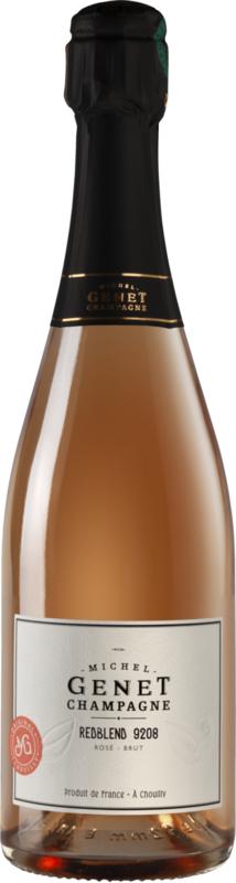 Michel Genet Redblend 9208 Rosé Brut I 1 fles