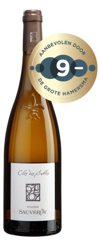 Domaine Sauveroy Clos des Sables AOP Anjou Blanc 2019 I 6 flessen
