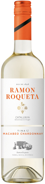 Ramón Roqueta Macabeo-Chardonnay I 6 flessen