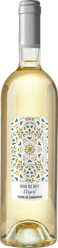 Domaine du Mas de Rey Esprit Camargue Blanc I 1 fles